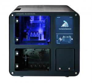 L'analyseur DRX (Dynamic Biosensors)